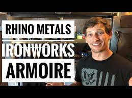 🥇 DESCARGAR MP3 de <b>Rhino Metals</b> Armoire Overview #GRATIS ...