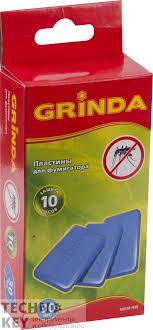 <b>Пластины для фумигатора</b>, <b>GRINDA</b>, 68530-H30 - строительный ...