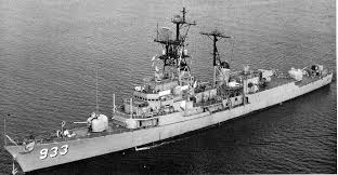 USS Barry (DD-933) - Wikipedia