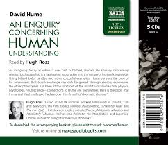 an enquiry concerning human understanding david hume an enquiry concerning human understanding david hume 9781843797876 com books