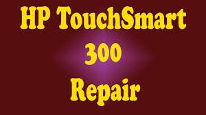<b>HP TouchSmart 300</b> Diagnostics and Disassembly - YouTube
