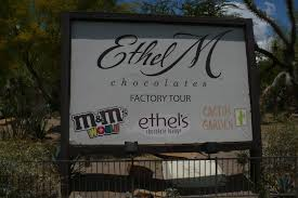 Image result for ethel m chocolate factory
