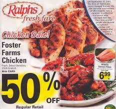 this ralphs chicken flyer contains multitudes things ralphs chicken advertisement flyer