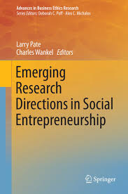 cheap social entrepreneurship examples social get quotations middot emerging research directions in social entrepreneurship 5 advances in business ethics research