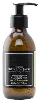 Edwin Jagger Шампунь-<b>кондиционер для бороды</b> Limes &amp