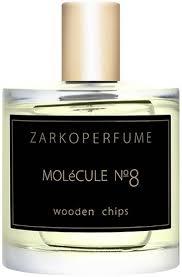 <b>ZARKOPERFUME Molecule No</b>. 8 - green lane