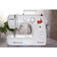 <b>Швейная машина Leader</b> RedCat | Отзывы покупателей