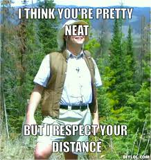 How Neat Is That? Neature Walk Meme Generator - DIY LOL via Relatably.com