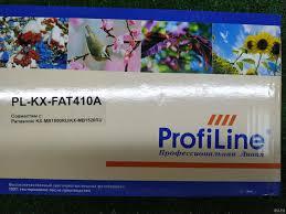картридж profiline pl kx fat411a fat88 90 92 94 kx fac415 pl kx fat411 fat88 90 92 94 kx fac415 for panasonics kx mb2000 2010 2025 2030 2000 копий