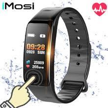 Buy <b>smart bracelet heart</b> rate and pressure measurement and get ...