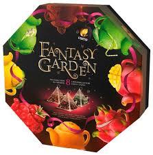 Чай <b>Curtis</b> Fantasy Garden в пирамидках набор — купить по ...