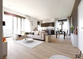 beautiful home designs open plan living large spaces with wooden looks tiles flooring also comfortable beige beautiful open living room