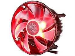 <b>Cooler Master i71C</b> 120mm RGB LED Aluminum Intel <b>CPU</b> Cooler ...