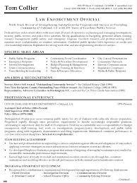 police resume help resume help military