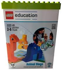 <b>Конструктор LEGO Education PreSchool</b> DUPLO Лото с ...