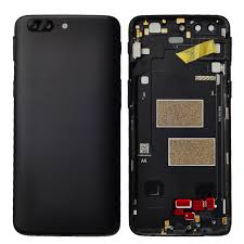 <b>New Metal Rear</b> Housing For Oneplus 5 A5000 Baterry Cover Back ...