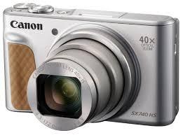 <b>Фотоаппарат Canon PowerShot SX740</b> HS — купить по выгодной ...