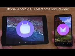 Official Android 6.0 Marshmallow Review - YouTube