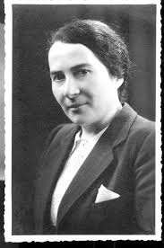 <b>Marie-Rose</b> Gineste, 1943 source photo : Yad Vashem crédit photo : D.R. - 1221688158_3256-1%2520Marie%2520Rose%2520GINESTE