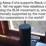 Amazon's Alexa is a Feminist Who Supports Black Lives Matter, Some Users are Angry