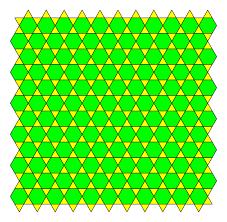 Тришестиугольная <b>мозаика</b> — Википедия