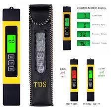 Digital <b>TDS</b> - метр <b>TDS</b>/EC/LED/temp meter (hold) – купить в ...