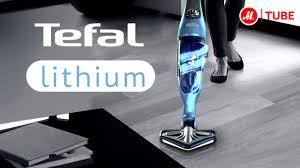 Беспроводной <b>пылесос</b> Airforce Lithium <b>Tefal</b> - YouTube