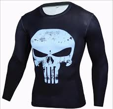 New Fitness Clothes Sportswear Long Sleeve <b>T Shirt</b> High <b>Elasticity</b> ...