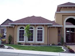 Exterior Paint Schemes For Houses Home Innovation Colour - Black window frames for new modern exterior