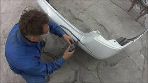 FULLEN POLYMER-Стартовый набор для ремонта бамперов ...