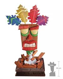 Crash Bandicoot <b>Aku Aku</b> Life-Size <b>Mask</b> | PlayStation Gear