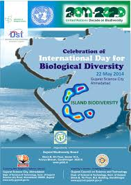 international day for biological diversity  poster acircmiddot banner