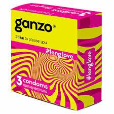 <b>Презервативы Ganzo Long</b> Love — купить по выгодной цене на ...