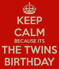 Another Year Older... | Twin Quotes, Happy Birthday and Twin via Relatably.com