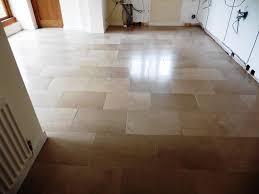 limestone tiles kitchen: limestone floor in shrewsbury kitchen after
