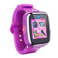 <b>VTech Kidizoom Smartwatch DX</b> - Purple | Raising Smart Girls