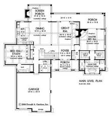 bedroom house plans  Bedrooms and Garage on PinterestNEW HOUSING TRENDS   Where did the open floor plan originate  Learn about open