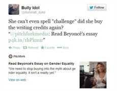 persuasive essay on gender equality quot beyoncé essay on gender equality is interesting