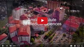 Amrita Institute of Medical Sciences and Research <b>Centre</b>, AIMS ...