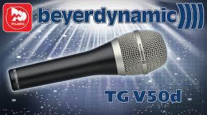 <b>BEYERDYNAMIC TG</b> V50d - динамический <b>микрофон</b> для живых ...
