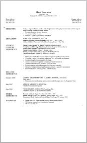 resume example   nursing student resume examples new grad sample        nursing student resume examples new grad sample high school graduate resume objective resume new graduate nursing