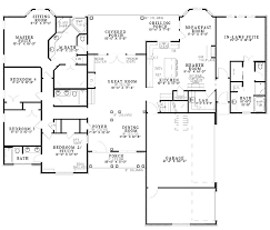 Colonial Revival Floor Plans   VAlineHouse Plans   Hearth Rooms