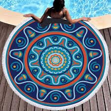 Интернет-магазин Микрофибра круглый пляжное <b>полотенце</b> ...