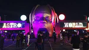 <b>Travis Scott's Astroworld</b> festival in Houston draws 40,000 fans ...