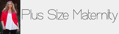 <b>Plus Size Maternity Clothing</b>! Maternity Wear For Curvy Mums