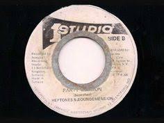 "The <b>HEPTONES</b> - '<b>Party</b> Time' + Version - JA Studio One 7"" 1972 ..."