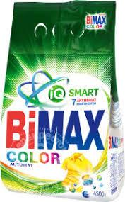 Купить <b>Стиральный порошок Bimax</b> Color <b>автомат</b> 4.5кг с ...