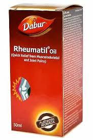 Dabur Herbal rheumatil <b>массажное масло для облегчения</b> от ...