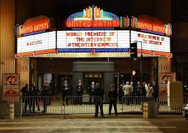 the interview screenings where can you see it the interview screenings where can you see it