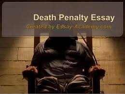 death penalty essay titles catchy title for essay   henry v analysis essay  pros to the